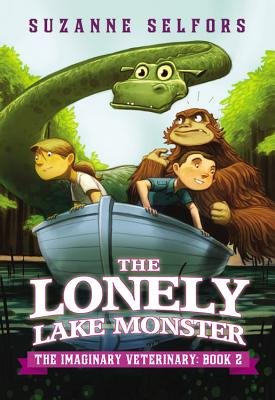 The Lonely Lake Monster By Selfors, Suzanne/ Santat, Dan (ILT)